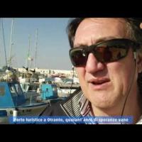 Porto turistico a Otranto, quarant'anni di speranze vane