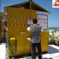 Spiaggia libera occupata a Melendugno: scatta il sequestro