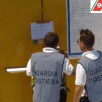 Strutture abusive, altro sequestro della Guardia costiera a Casalabate