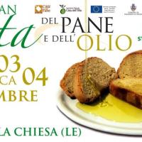 """""""Gran festa del pane e dell'olio"""" a Uggiano La Chiesa"""