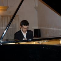 Il pianista Stefano Guarascio vince il premio Liszt