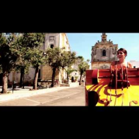 Carolina Bubbico per le strade di Palmariggi