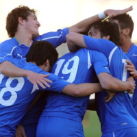 La Nazionale under 21 in campo a Casarano