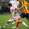 Lecce–Catania, sconfitta amara