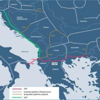 La Tap avvia lo studio di valutazione d'impatto ambientale del mega gasdotto di San Foca