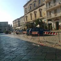 Dario Vincenti sulla questione parcheggi in Piazza Aldo Moro