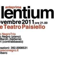 Silentium, il terzo album di Francesco Negro in anteprima al Teatro Paisiello