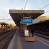Trenitalia taglia i ponti e i leccesi manifestano