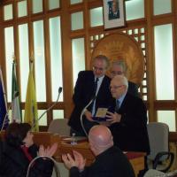 I 90 anni dell'onorevole Cosimo Abate