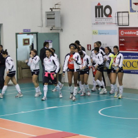 La Betitaly Volley Maglie vince il derby pugliese