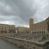 Gli ex Lsu della Intini si sono incatenati a Lecce