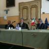 Massimo D'Alema incontra gli studenti del Capece