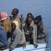 17 uomini sbarcati a Otranto