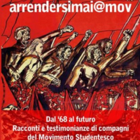 """Alle Officine Culturali Ergot il libro """"arrendersimai@mov"""""""