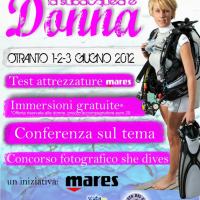 Mares per le donne a Otranto