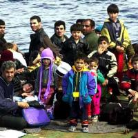 Dal Distretto di Maglie il primo soccorso dopo lo sbarco
