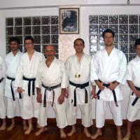 Higashi Karate Club Otranto: quando un'intera famiglia approda in Nazionale