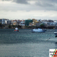 Peschereccio in balìa delle onde a 16 miglia da Otranto, lo salva la Capitaneria di porto