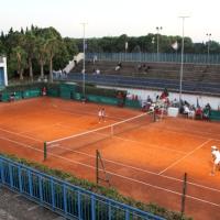 Inaugurato a Maglie il nuovo campo coperto del Circolo Tennis