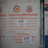 Scorrano, Sel si dissocia dai manifesti elettorali