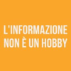 L'informazione non è un hobby, la protesta dei giornalisti leccesi