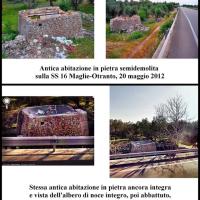 Manifestazione ambientalista a Otranto per la promozione della strada parco