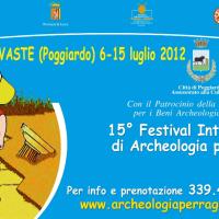 Presentato il Festival Internazionale di Archeologia per ragazzi