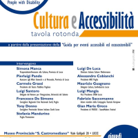 A Lecce una tavola rotonda su cultura e accessibilità