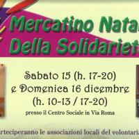 A San Donato di Lecce il Mercatino Natalizio della Solidarietà e altre iniziative