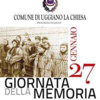 """Uggiano La Chiesa: """"Il giorno della memoria"""", per non dimenticare"""